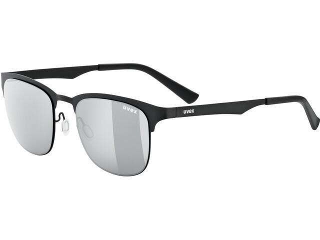 UVEX LGL 32 Gafas, black/silver